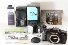 CONTAX 167 MT + Electronic Flash TLA280   (3763)