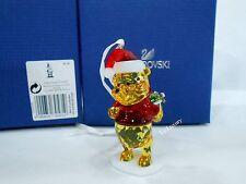 Swarovski Disney - Winnie The Pooh Christmas Ornament Authentic MIB - 5030561