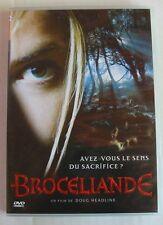 DVD BROCELIANDE - Elsa KIKOINE / Cylia MALKI