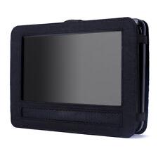 "Portable Car Auto Headrest Mount Holder for 9"" inch DVD Player Case Bag Black"