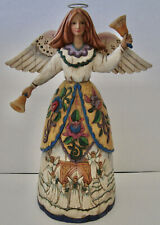 "Heartwood Creek by JimShore Angel Figurine ""Proclaimer Of Heaven's Glory� 2003"