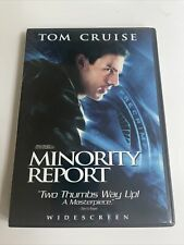 """""""Minority Report"""" ~ Widescreen Two-Disc Special Edition - Dvd - Free Shipping"""