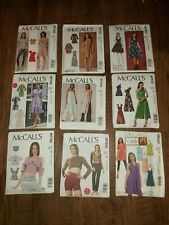 McCall's #4 Ladies  Sewing Patterns Various Styles Sz 14-22 YOU PICK