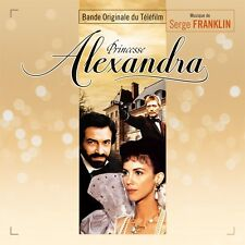Princesse Alexandra - Complete Score - Limited 500 Copies - Serge Franklin