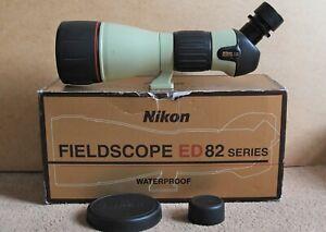 Nikon 82mm ed fieldscope
