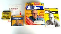 Symantec Norton Utilities CD/Computer Software Trade-Up Edition New In Open Box