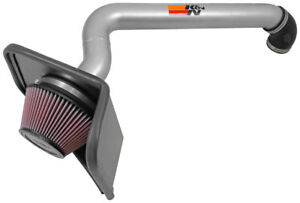 K&N 77-1565KS JEEP RENEGADE 2015-2018 2.4L COLD AIR AIRCHARGER INTAKE SYSTEM