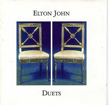 CD 16T ELTON JOHN DUETS DE 1993 LITTLE RICHARD/LEONARD COHEN/GEORGE MICHAEL