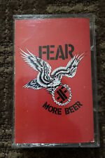 Fear - More Beer  1985 Restless Records #72039-4! Tested! Punk Rock!