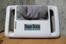 HOMEDICS SM-444 SHOGUN SHIATSU KNEADING BODY MASSAGER