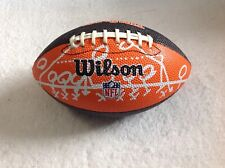 Wilson Mini Football Nfl Cleveland Browns