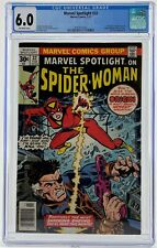 Marvel Spotlight #32 CGC 6.0 1st Appearance Origin of Spider-Woman