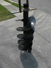 "Bobcat Skid Steer Attachment - Hex 15"" Auger Bit - Ship $99"