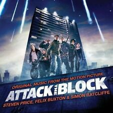 Attack The Block (Original Music From The Motion Picture) (NEW CD) Basement Jaxx