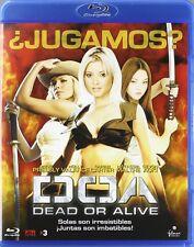 DOA : DEAD OR ALIVE (2006) **Dvd R2**  Jaime Pressly