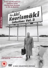Matti Pellonpaa, André Wilms-Aki Kaurismaki Collection: Vol (UK IMPORT)  DVD NEW