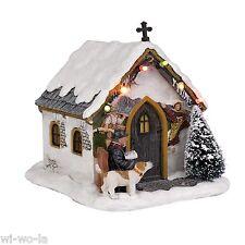 Luville - 611045, Priest Chapel (HT09) - Christmas Village