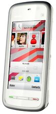 Nokia 5230 - White BLUE Unlocked QUADBAND CAMERA,BLUETOOTH,FM RADIO CELLPHONE