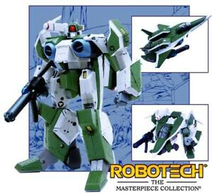 Robotech Masterpiece - Lancer Vol.3 Green Alpha MIB NEW - Fresh Case