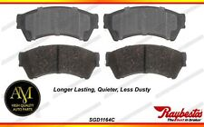 Raybestos SGD1164C Front Ceramic Brake Pads  FORD - LINCOLN - MERCURY 2006 -2012