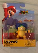 "World of Nintendo Ludwig Von Koopa Figure 4"" NEW Super Mario 2019 Koopa Kid"