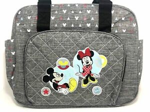 Baby Nappy Changing Bag Brand New Cute Diaper Bags with Changing Mat-UK Seller