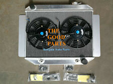 3 Row Aluminum Radiator&Fans HOLDEN TORANA LC LJ LH LX UC 69-78 4CLY 6CLY AT/MT