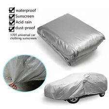 Waterproof 3XL Extra Large Full Car Cover Breathable UV Protection Outdoor