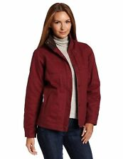 Dickies Sanded Duck Women's Classic Fit Brown Jacket Size XS