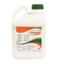 Désherbant TAKANA 5L Herbicide Total Glyphosate Tous jardins concentré 24h