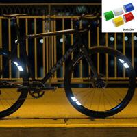 Minimalist 360°Visibility Bike Reflectors Bicycle Wheel Spoke Lights Reflective