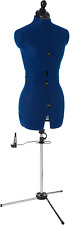 Dritz 20405 My Double Deluxe Dressform With Tri Pod Stand Adjustable Up To 70 S