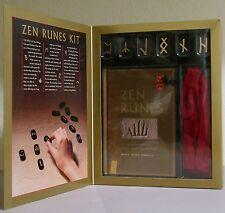 Zen Runes Runes Kit Starter Pack Wicca/Pagan/Witchcraft/Runes/Pentacle NIP