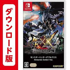 MONSTER HUNTER XX - DIGITAL DOWNLOAD - Nintendo Switch, BUY NOW PLAY NOW NO WAIT