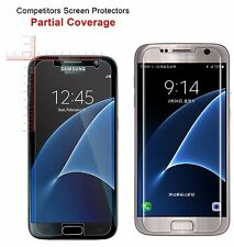 Genuine Tempered Glass Film Screen Protector Crystallize For Samsung S7 Edge