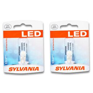 Sylvania SYLED Map Light Bulb for Chevrolet Trailblazer S10 Trailblazer EXT cu