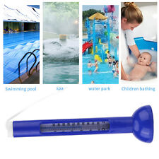 Floating Thermometer Swimming Pool Spa Hot Tub Bath Temperature Tester Meter TP