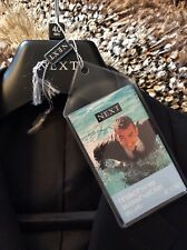 Next Mens black suit 40R 32 waist 32 inside leg