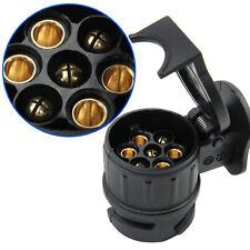 13 PIN ADAPTER CONVERTER CAR TRAILER CARAVAN TOW BAR 13 pin Car to 7 pin Trailer