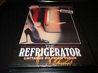 """DVD NEUF """"THE REFRIGERATOR - L'ATTAQUE DU FRIGO TUEUR"""" Francais / English"""