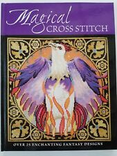 Magical Cross Stitch Book David & Charles Hardcover