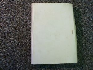 The History of Friars School Bangor by Henry Barber and Henry Lewis 1901 Vellum