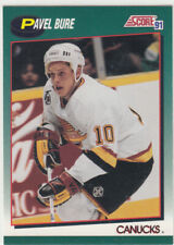 1991/92 Score Rookie & Traded 49T Pavel Bure Vancouver Canucks
