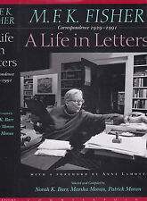 M. F. K. Fisher: A Life in Letters: Correspondence 1929-1991, ed. Barr et al Dj