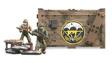Mega Construx Call of Duty Mega WWII Armory Shipmen Building Set BRAND NEW