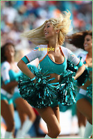 4x6 UNSIGNED  PHOTO PRINT OF NFL CHEERLEADERS #85