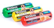 Webbox Dog Food Chubs | Dogs