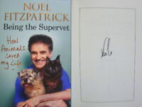 Signed Book How Animals Saved My Life by Noel Fitzpatrick Hdbk 1st Edn 2020