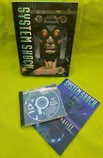 System Shock PC CD Big Box Origin Original von 1994 sehr guter Zustand