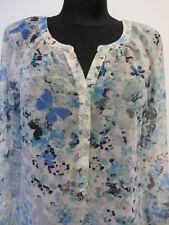 STREET ONE Bluse Shirt Hemd 40/L NEU TUNIKA  Langarmshirt creme